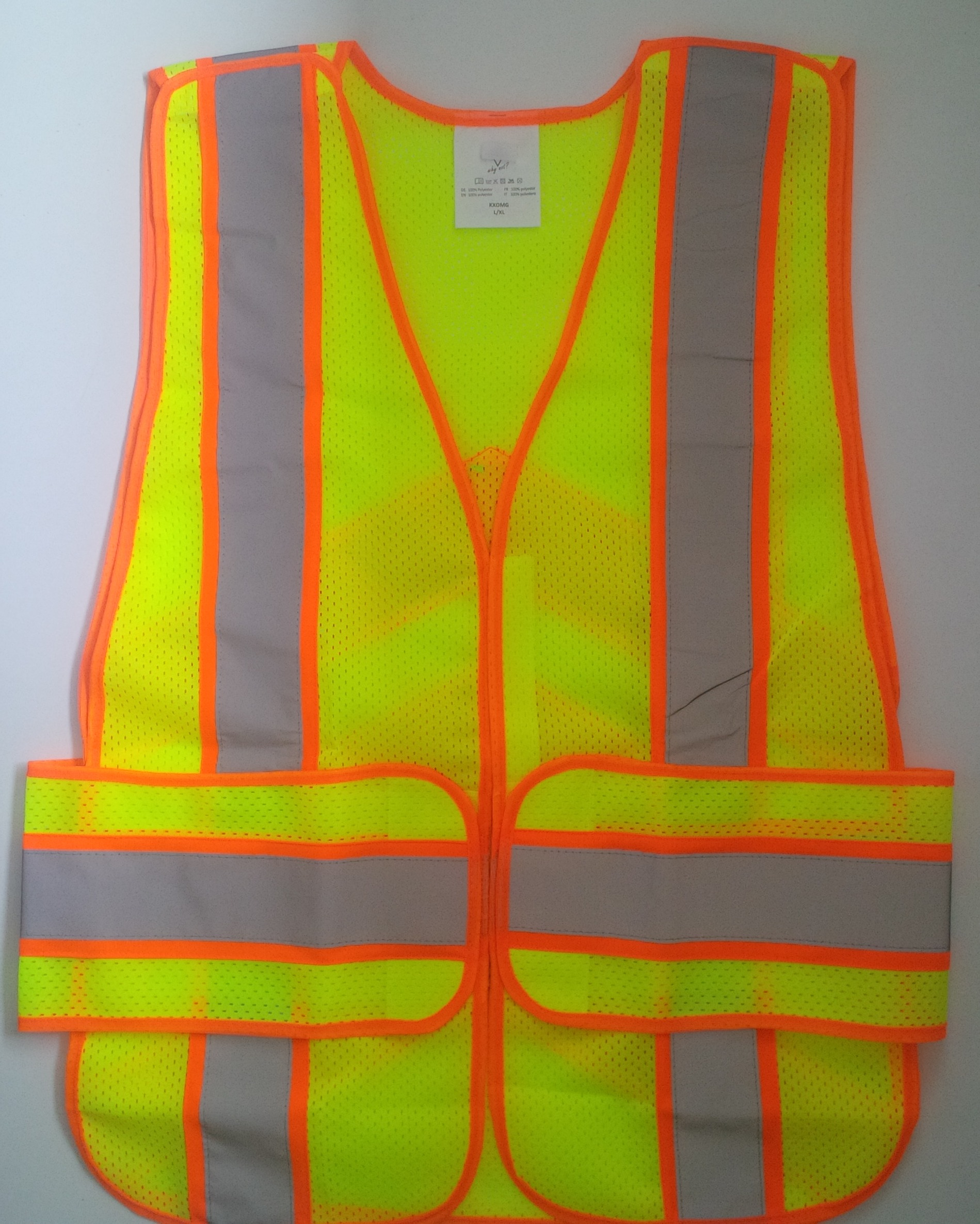 "Gilet autodétachable (gilet ""breakaway"")"